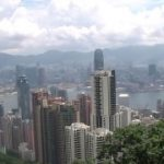 香港 観光 ビクトリアピーク編 2006年6月